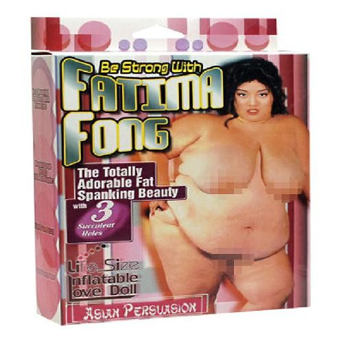 Fatima Fong Fat Love Doll